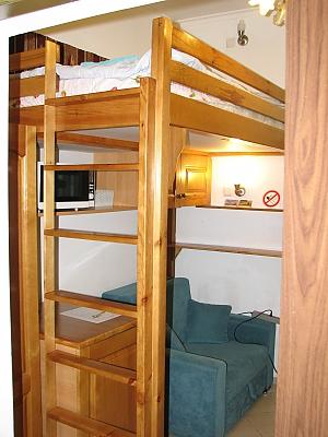 Eco-apartment, Monolocale, 001