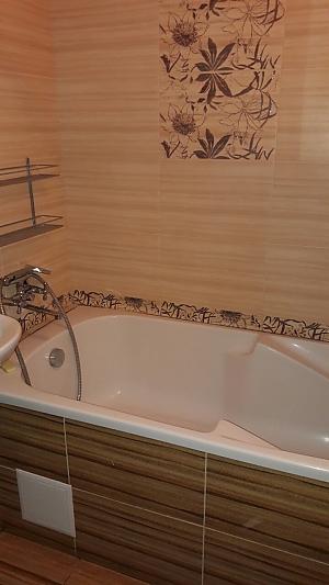 Spacious apartment near Olimpiiska metro station, Deux chambres, 010