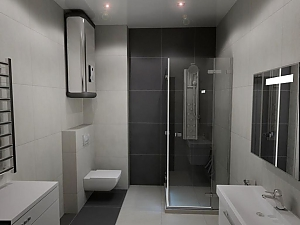 Apartment close to the city center, Trois chambres, 003