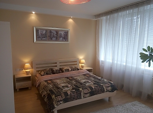 Apartment near the sea on 8th station of Velykyi Fontan, Monolocale, 001