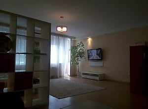 Apartment near the sea on 8th station of Velykyi Fontan, Monolocale, 004
