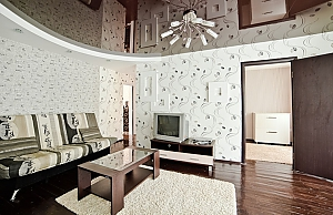 Apartment on Kalinina street, Two Bedroom, 002