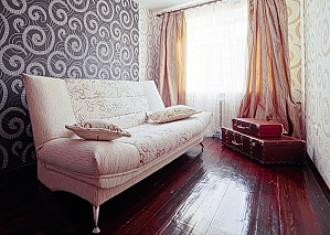 Apartment on Kalinina street, Two Bedroom, 004