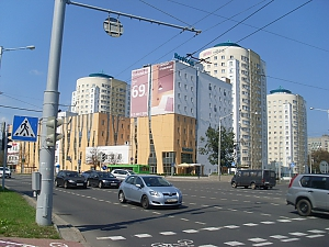 Modern apartment near the metro station, Monolocale, 008