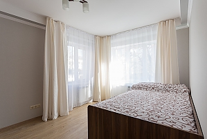 Modern apartment with a new renovation, Zweizimmerwohnung, 001