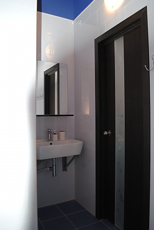 Apartment not far from Akademmistechko metro station, One Bedroom, 004