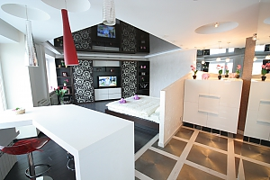 VIP apartment on Podil with a view of the Dnieper river, Studio, 001