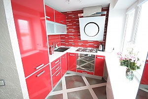 VIP apartment on Podil with a view of the Dnieper river, Studio, 003
