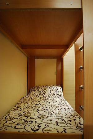 Bed in cozy room for 4 in Kashemir hostel, Studio, 003