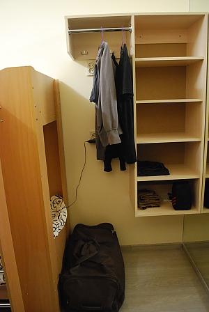Bed in cozy room for 4 in Kashemir hostel, Studio, 004