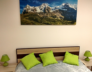 Luxury apartment Vacation in the Alps in the center, Studio, 004