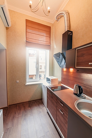 New apartment near Derybasivska street, Studio, 003