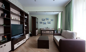 Apartment in the centre of Minsk, Zweizimmerwohnung, 002