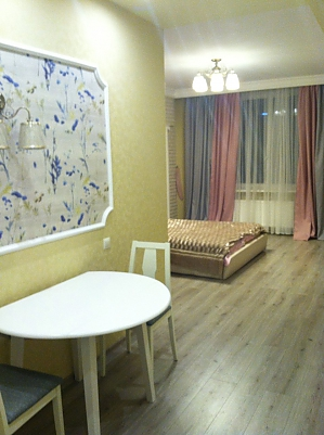 Fresh apartment in Prymorskyi district, Studio, 004