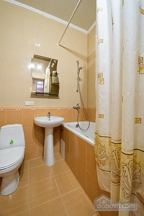 Comfortable spacious one-bedroom apartment with kitchen and bathtub, Zweizimmerwohnung (52352), 009