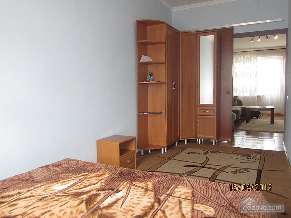 Spacious apartment with Wi-Fi in a quite center, Un chambre (96913), 009