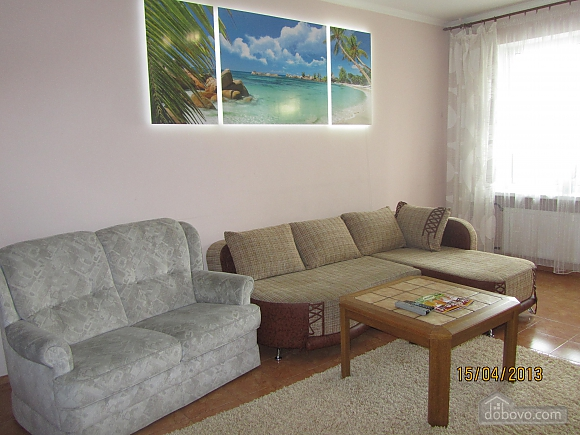 Spacious apartment with Wi-Fi in a quite center, Un chambre (96913), 003
