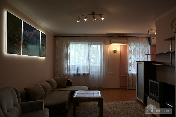 Spacious apartment with Wi-Fi in a quite center, Un chambre (96913), 002