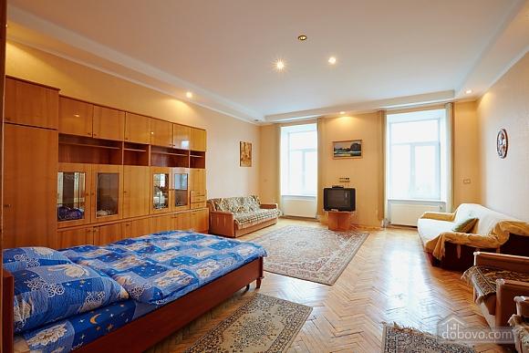 Квартира біля Оперного театру до 8 осіб, 2-кімнатна (31144), 001