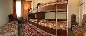 Кімната в хостелі, 1-кімнатна, 001