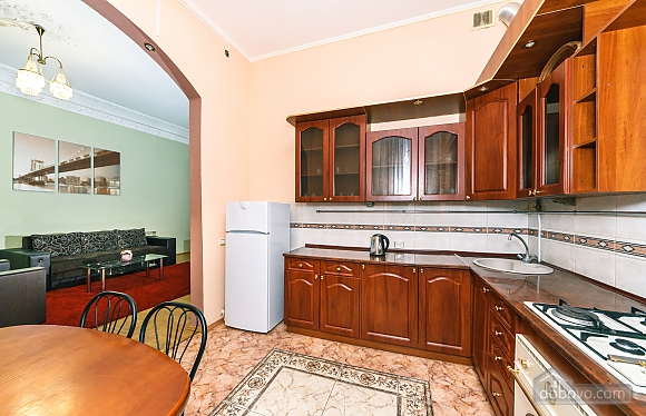 With a fire place in Kiev center, Three Bedroom (80000), 022