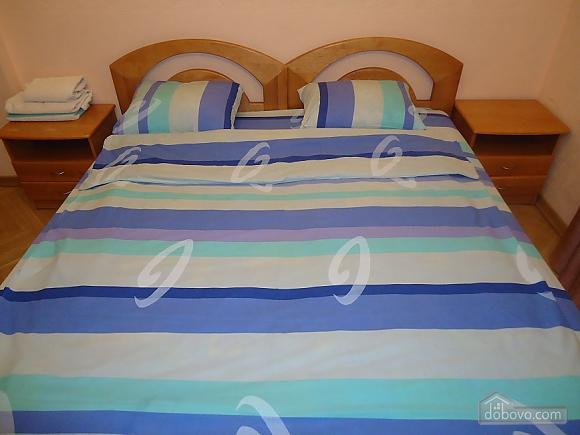 Комфортная квартира в центре, 2х-комнатная (13836), 002