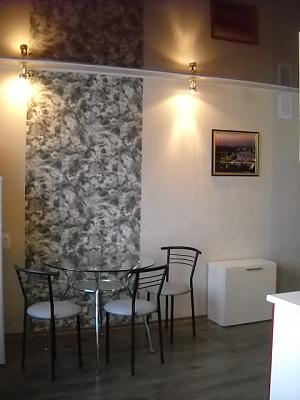 Стильна квартира з видом на Дніпро, 1-кімнатна, 004