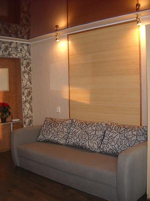 Стильна квартира з видом на Дніпро, 1-кімнатна, 012
