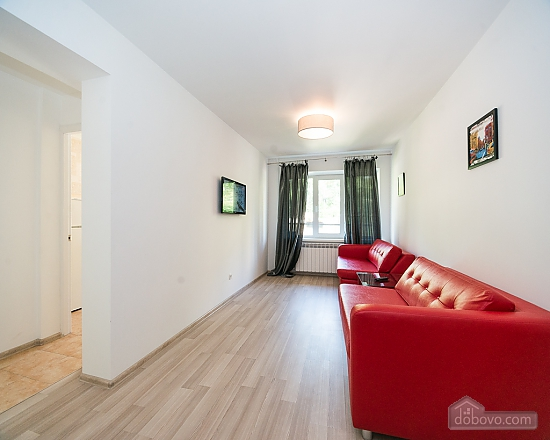 Large one-bedroom apartment with separate kitchen, Zweizimmerwohnung (15088), 002