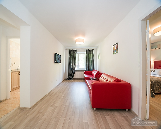 Large one-bedroom apartment with separate kitchen, Zweizimmerwohnung (15088), 004