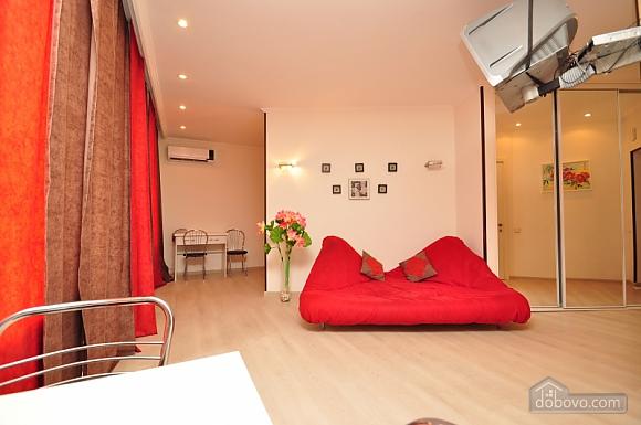 Уютная студио на Бессарабке., 1-комнатная (61109), 004