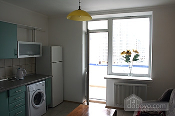 Apartment in a new building on Lukianivka, Studio (39054), 004