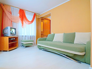 "Palats ""Ukraina"" metro station, One Bedroom, 011"