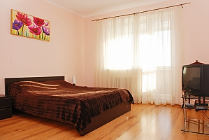 Метро Позняки, 2х-комнатная, 001