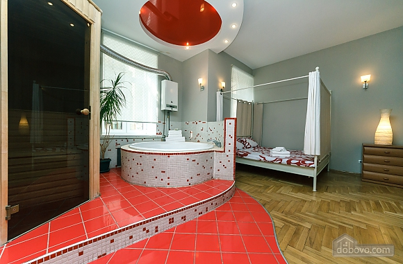 Jacuzzi and sauna, Trois chambres (85339), 009