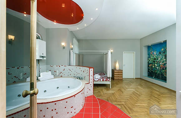 Jacuzzi and sauna, Trois chambres (85339), 010