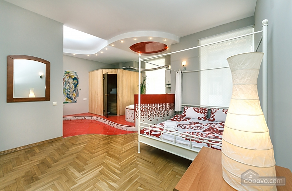Jacuzzi and sauna, Trois chambres (85339), 011