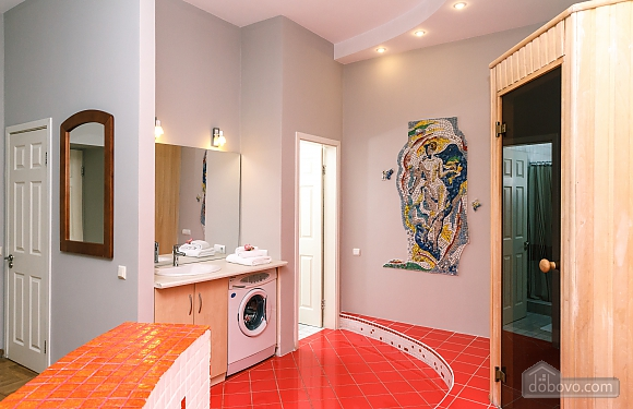 Jacuzzi and sauna, Trois chambres (85339), 016