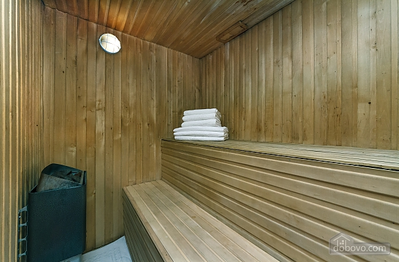 Jacuzzi and sauna, Trois chambres (85339), 018