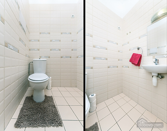 Jacuzzi and sauna, Trois chambres (85339), 020