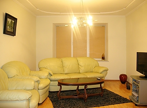 Nice flat with a design interior, Two Bedroom, 001