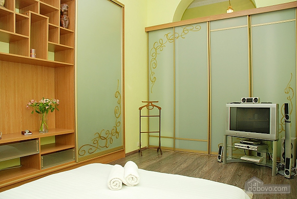 With Jacuzzi, Deux chambres (20889), 006