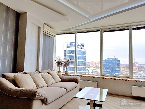 Apartments in the Most City in high-tech style, Una Camera (20955), 017