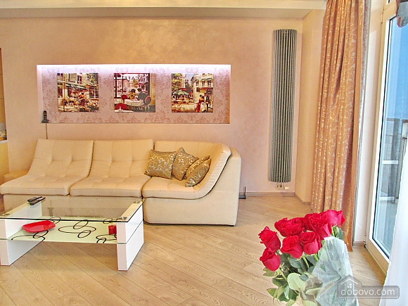 The best apartment in Most City with Jacuzzi and a view of the Dnieper River, Monolocale (43471), 007