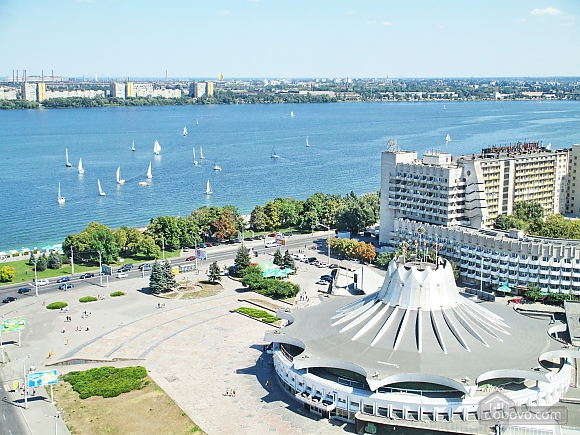 The best apartment in Most City with Jacuzzi and a view of the Dnieper River, Monolocale (43471), 016