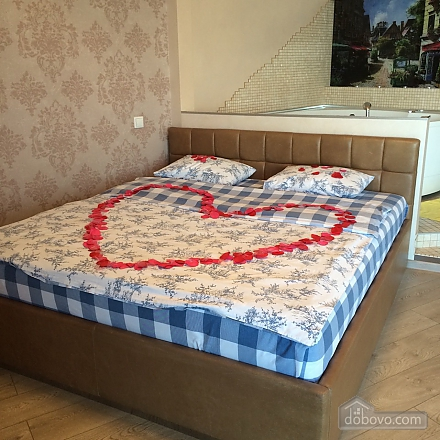 The best apartment in Most City with Jacuzzi and a view of the Dnieper River, Monolocale (43471), 023