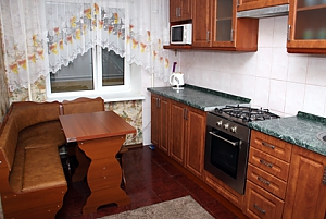 Cozy and nice apartment on Babkina, Two Bedroom, 002