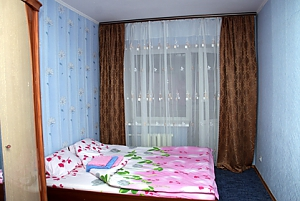 Cozy and nice apartment on Babkina, Two Bedroom, 001