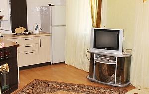 Уютная квартира на улице Гоголя, 1-комнатная, 002