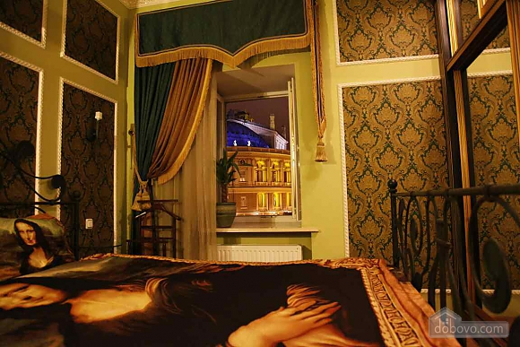 Apartment on  Deribasovskoy overlooking the Opera House, Deux chambres (95755), 006